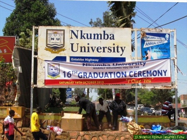 Welcome to Nkumba University